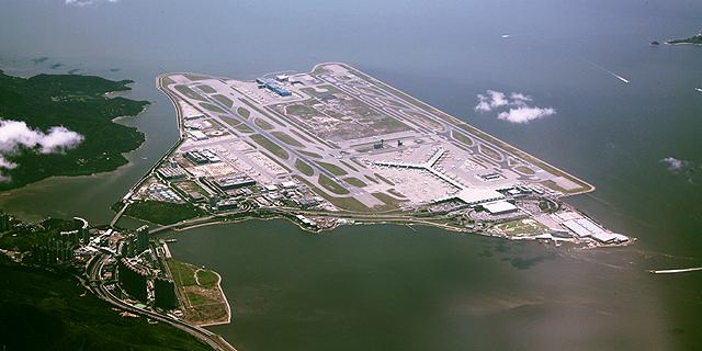 שדה התעופה בהונג קונג, צילום: ויקימדיה