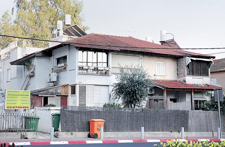 """רחוב הירדן 93 רמת גן. אור קיבלה כספים תמורת דירות בפרויקט תמ""""א 38 אף שלא נחתם"""