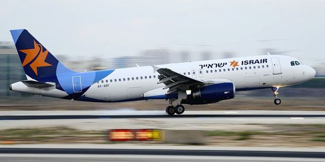 קו חדש לאתונה: ישראייר תטוס פעמיים בשבוע בחורף