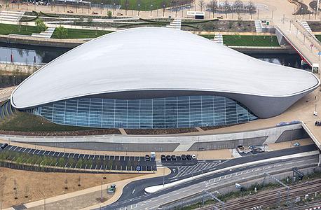 אצטדיון השחייה האולימפי בלונדון