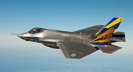 מטוס F-35, צילום: U.S. Navy