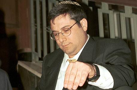שלמה דרעי אחיו של שר הפנים אריה דרעי, צילום: פלאש 90