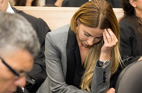 ענבל אור ב בית המשפט 4.4.16 B, צילום: אוראל כהן
