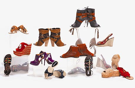 נעליים לקיץ, צילום: דן לב