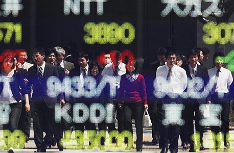המסחר בבורסות אסיה הסתיים בעליות שערים