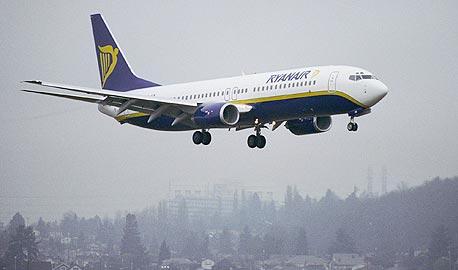 עסקת ענק בשוק התעופה: ריינאייר הזמינה מטוסים מבואינג ב-15.6 מיליארד דולר