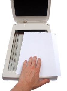סורק מסמכים