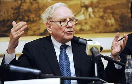 וורן באפט בן ה-82. יזמים מעל גיל 50 נהנים משיעורי הצלחה גבוהים יותר, צילום: בלומברג