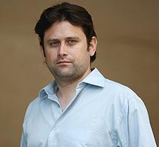 """דני בלושטיין, מנכ""""ל """"פרקטיס"""", צילום: עמית שעל"""