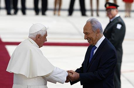 """תיירני הארץ מתכננים סיור לצליינים """"בעקבות ביקור האפיפיור"""""""