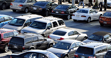המשטרה: ירידה של 20% בגניבות הרכב מתחילת השנה