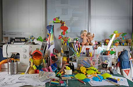 חדר העיצוב, צילום: ינאי יחיאל