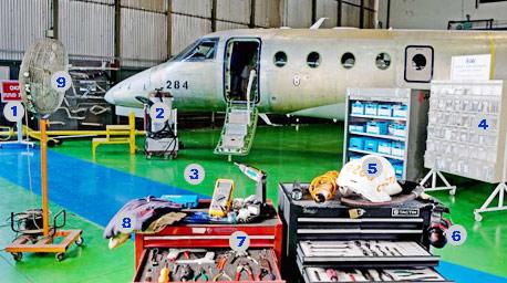 מפעל מטוסי המנהלים, צילום: ינאי יחיאל