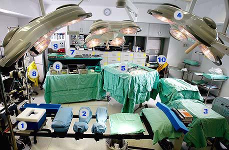 חדר הניתוח, צילום: ינאי יחיאל