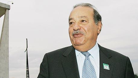 האיש העשיר בעולם, קרלוס סלים