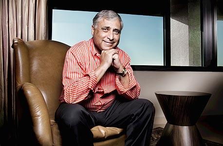מוטי זיסר, בעל השליטה באלביט הדמיה, צילום: שוגר דייויד