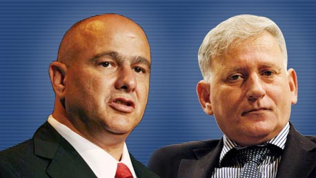 """דני דנקנר התפטר מתפקידו כיו""""ר בנק הפועלים על רקע חילוקי הדעות עם בנק ישראל; יאיר סרוסי ימונה במקומו"""