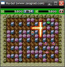 Bomberman '93 ב-Hu-Go!
