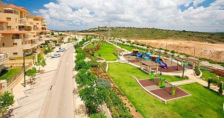 הדמייה של פרויקט חלומות זכרון יעקב. 12 דירות נמכרו בחודש מאי
