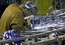 """תעשייה בארה""""ב מפעלים בארה""""ב, צילום: בלומברג"""