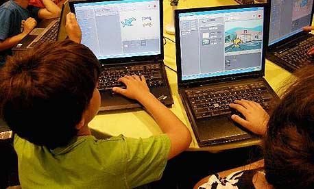 תלמידי בית הספר רמת רזים בצפת מתכנתים בסקראץ'