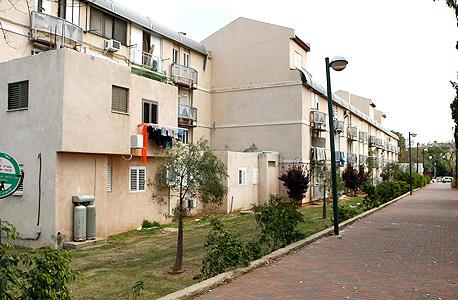 בניינים המיועדים לפינוי-בינוי ברעננה