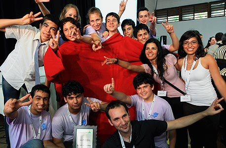 הזוכים התחרות הישראלית