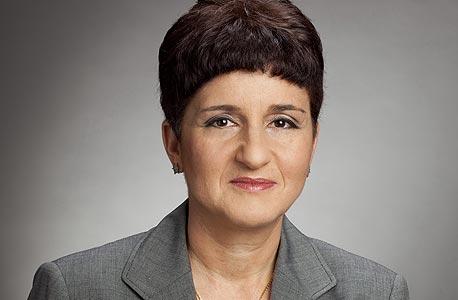 """סמדר ברבר צדיק, מנכ""""לית הבנק הבינלאומי"""