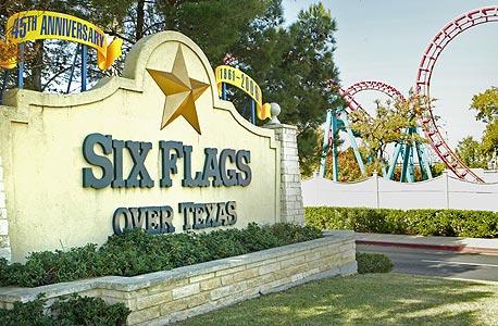 Six Flags פארק שעשועים