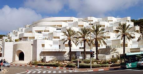 בנייני דירות בחיפה