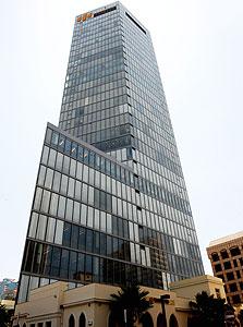 המגדל הירוק של בינלאומי