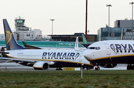 Ryanair planes (illustration). Photo: Bloomberg
