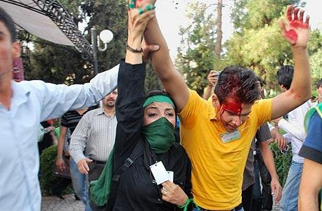 מהומות הבחירות באיראן. המשטר חושש מהרשת