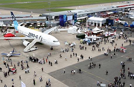 חגיגה ישראלית? מבקר המדינה יבדוק את נסיעת המשלחת לסלון האווירי בפריז