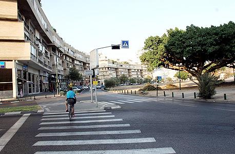 כיכר המדינה. מחירי הדירות עלו ב-25% בארבע שנים , צילום: יריב כץ