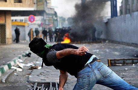 דיווח מאיראן: הרוגים בהפגנה שפוזרה באלימות