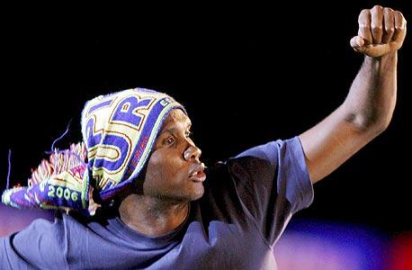 סמואל אטו. 13.74 מיליון דולר, זכה במדליית זהב, צילום: אי פי אי