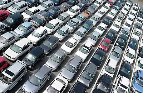 מכוניות (אילוסטרציה), צילום: shutterstock