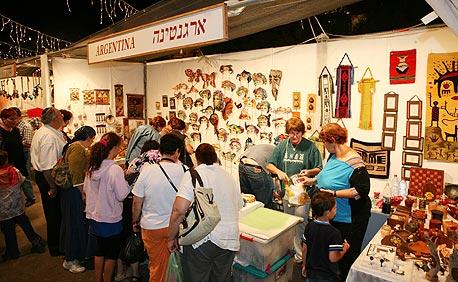 פסטיבל חוצות היוצר, ירושלים