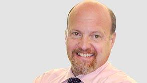 ג'ים קריימר פרשן CNBC, צילום: בלומברג