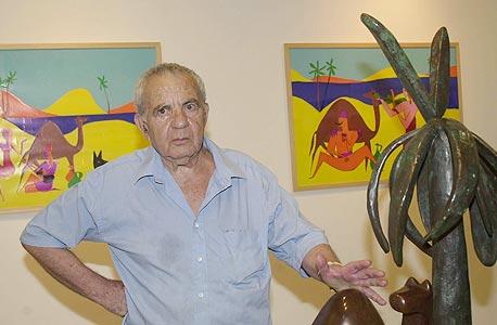 עמוס קינן נפטר בגיל 82