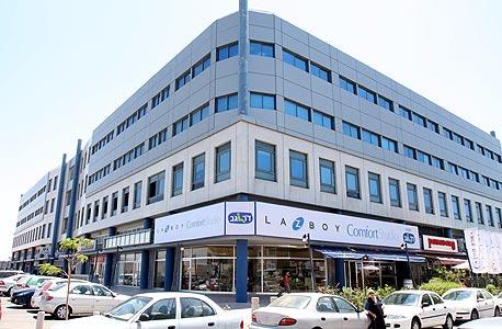 משרדי חברת קומפס בנתניה