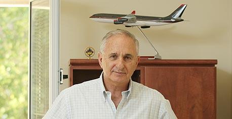 """גיורא רום: """"השנים שבהן השב""""כ פוסק אחרון בביטחון התעופה, עולות ביוקר"""""""