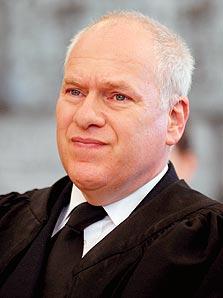 השופט עוזי פוגלמן, צילום: גיא אסיאג