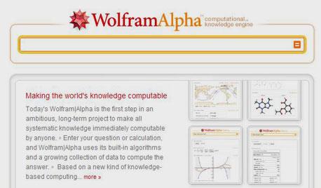 וולפראם אלפא. מבוסס על מקורות מידע סמכותיים ובדוקים