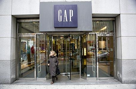 חנות של גאפ, צילום: בלומברג