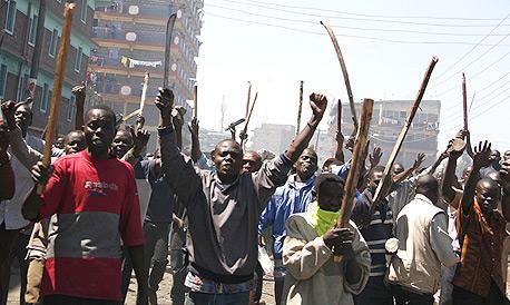 כמעט כולם דתיים בקניה, צילום: בלומברג