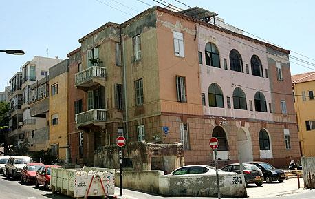 הבניין ברחוב אידלסון 22