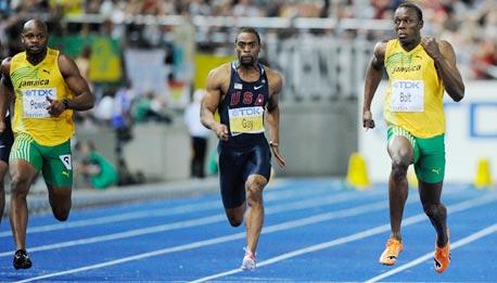 """האתלטיקה האמריקאית צריכה """"מייקל פלפס"""""""