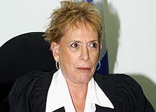 השופטת חיותה כהן. אחת משלושת שופטיו של השר לשעבר חיים רמון, שנותרו כולם מחוץ לרשימה